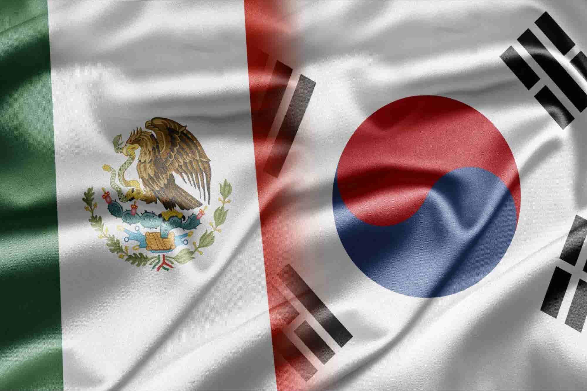 Así celebraron las marcas surcoreanas el pase de México a octavos