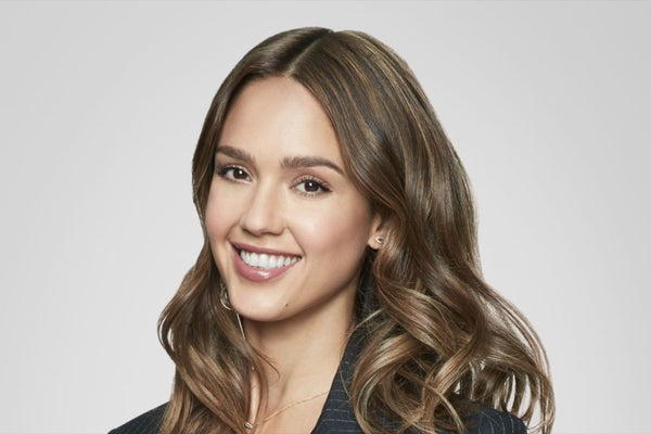 Jessica Alba on Being Brave, Dealing With Self-Doubt and Overcoming Major Breakdowns