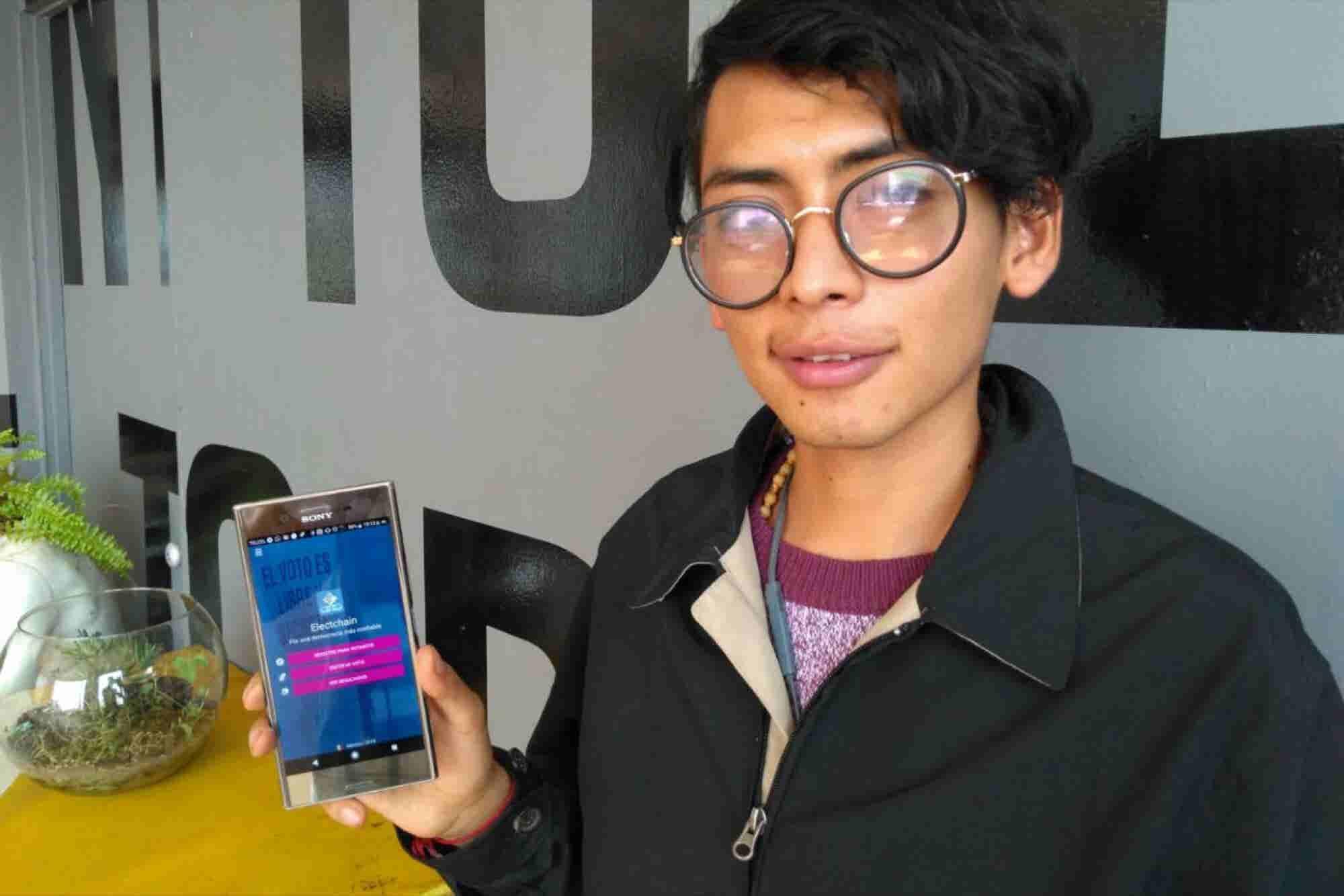 La app que busca preservar el espíritu del voto libre y secreto