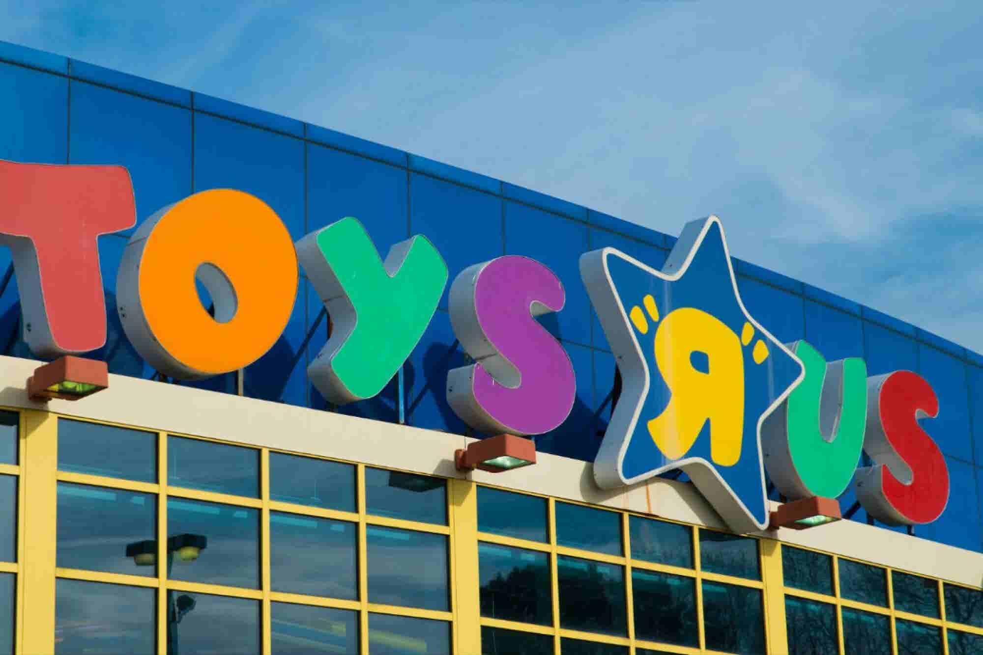 Toys R Us dice adiós definitivamente