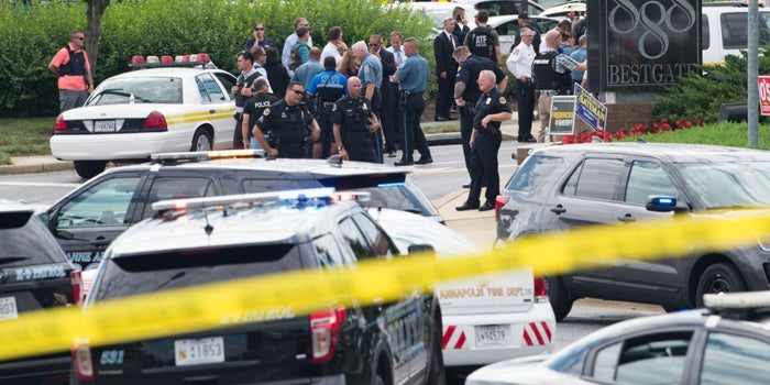 Shooting at Annapolis Newspaper Leaves 5 Dead. Its Journalists Have Been Courageously Covering the Attack Ever Since.