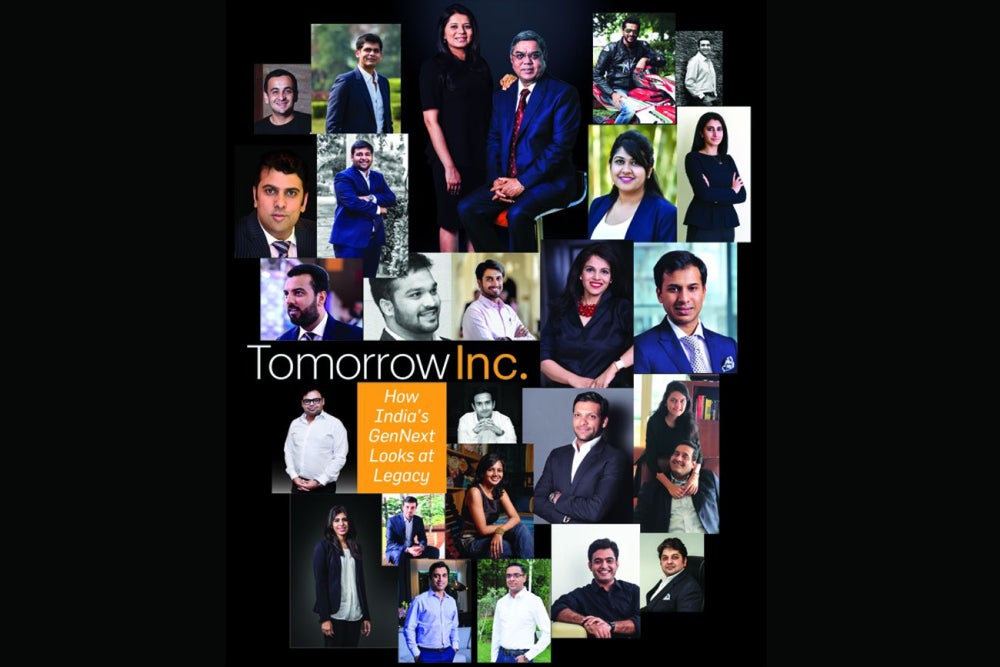 At The Helm: Meet The Next Generation of Indian Entrepreneurs