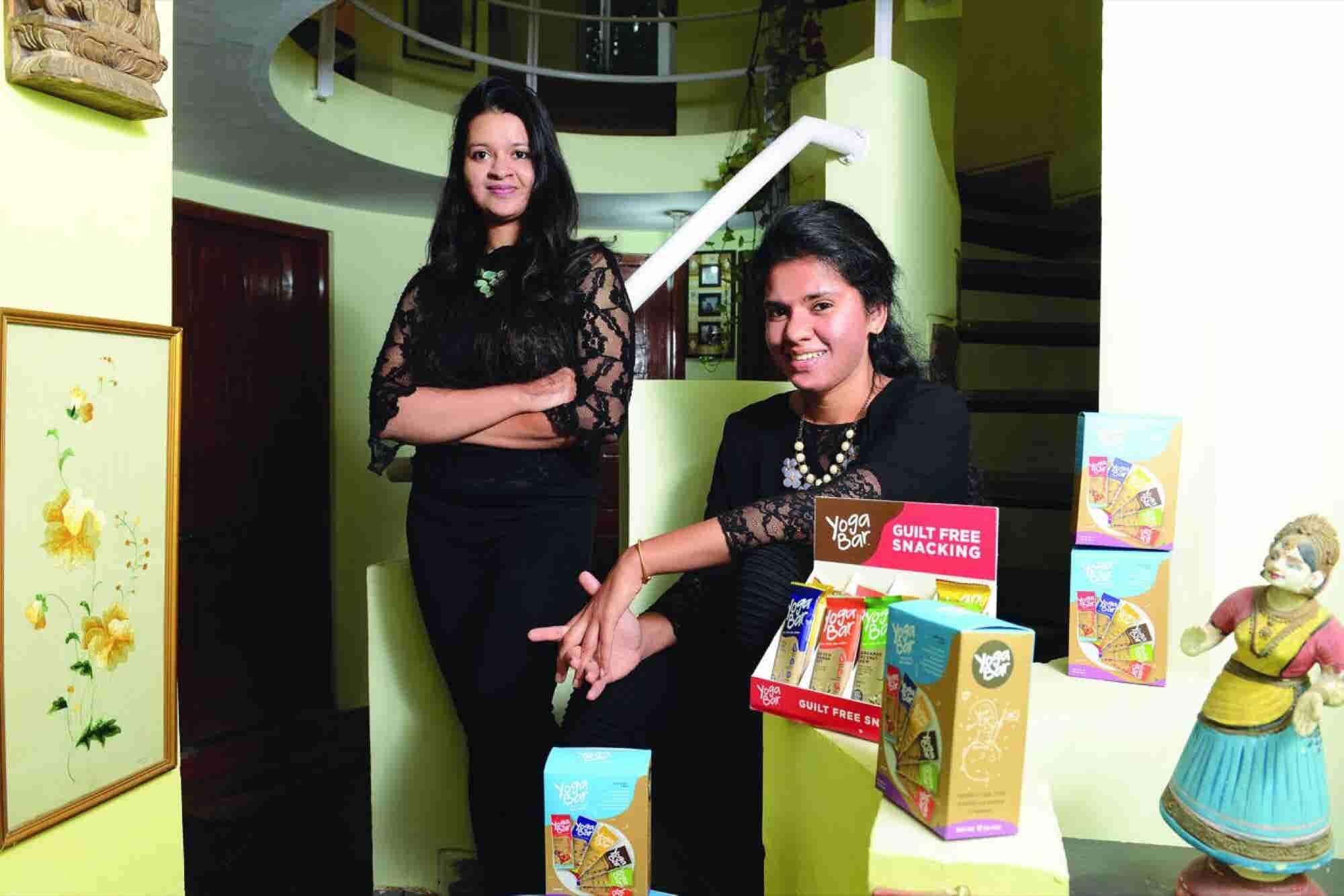 During Trekking, When Sampat Sisters Devised a Breakthrough Idea of Providing Energy Through Bars