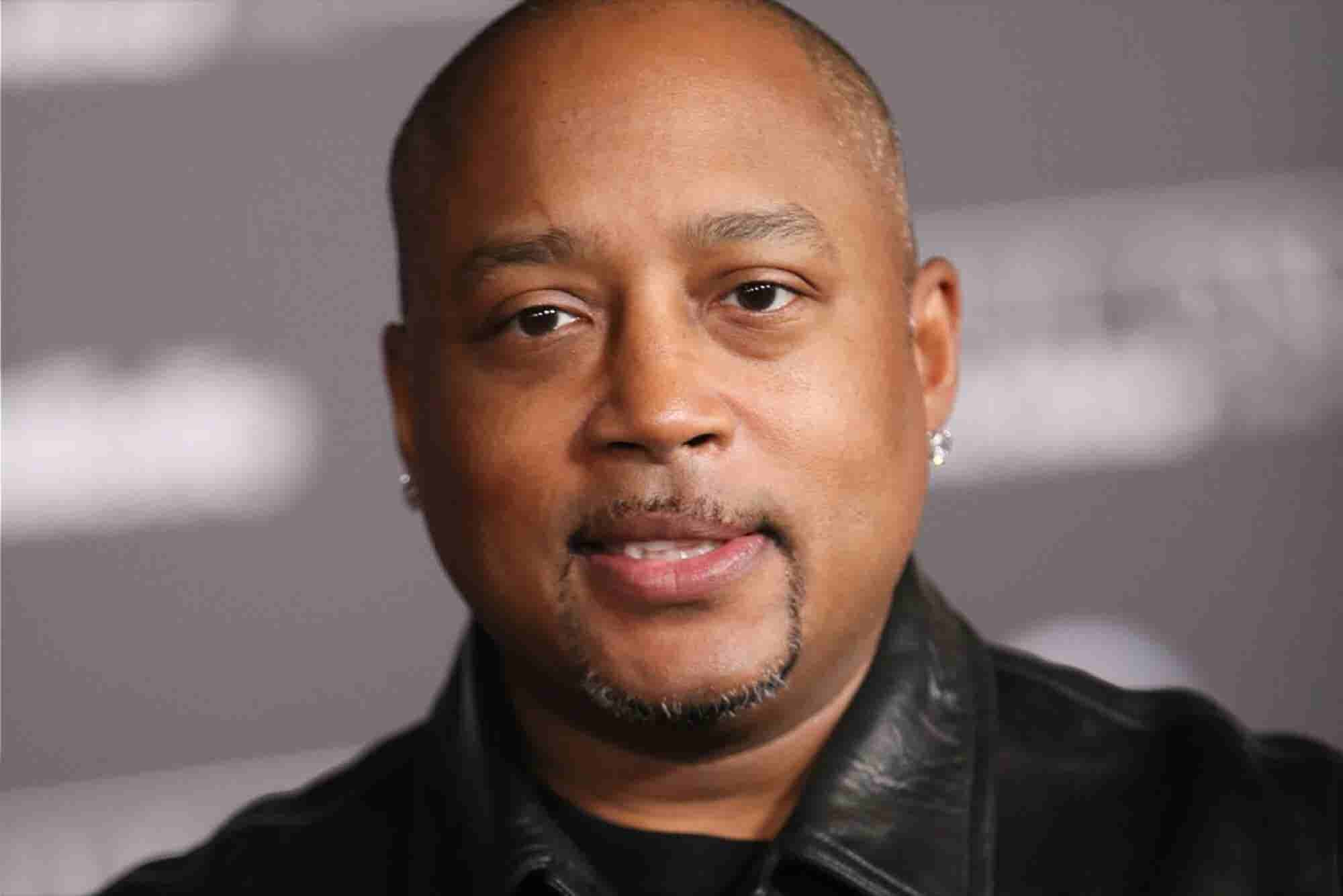 Daymond John Explains His Crazy Ride to Success (Podcast)
