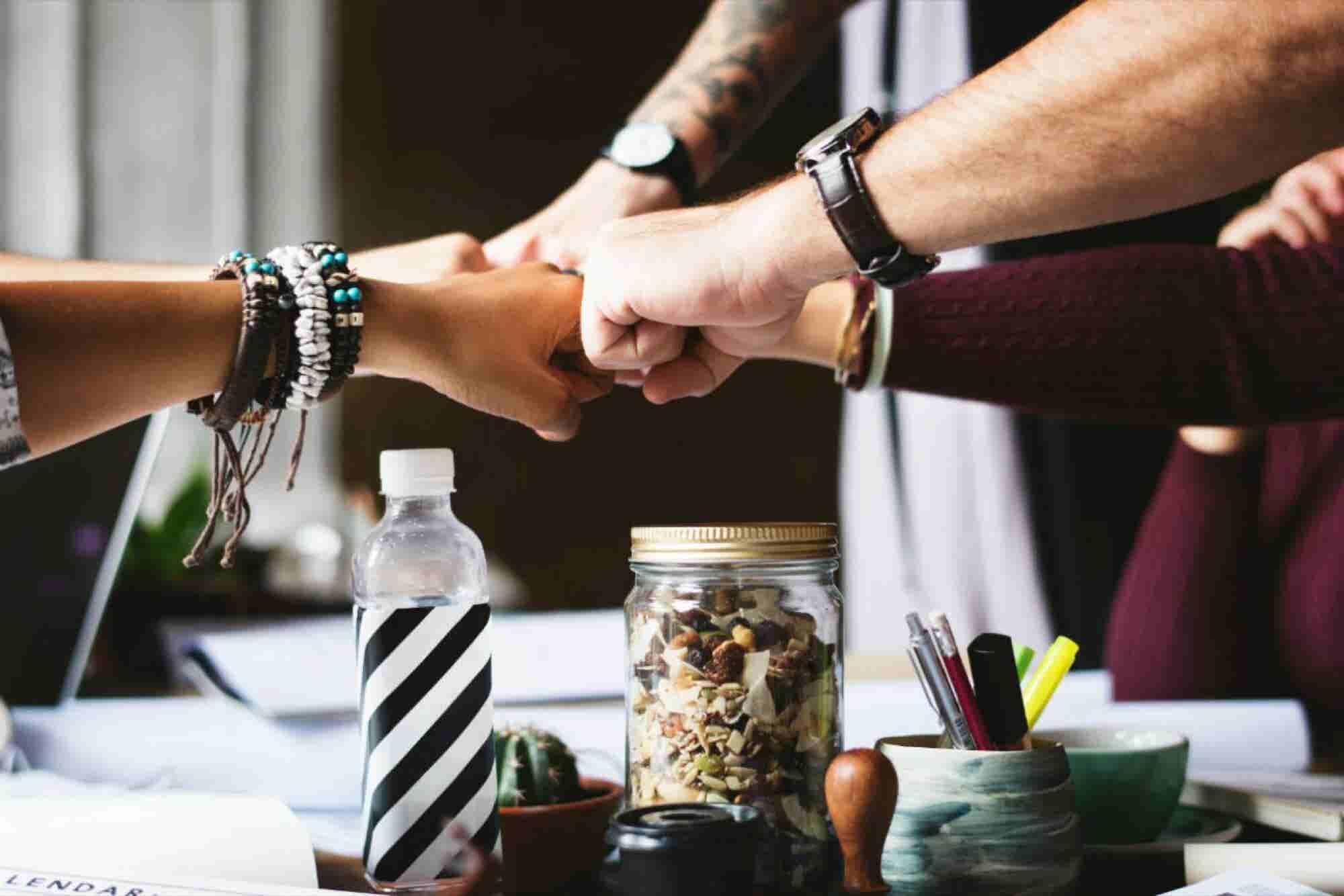 Cinco errores comunes que se comenten cuando se trabaja en equipo