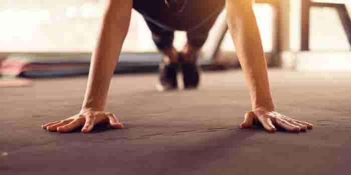 Sigue este ejercicio de 10 minutos perfecto para emprendedores que siempre están ocupados