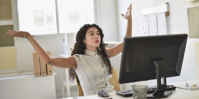 Your Worst Coworker Is Probably Not a Human