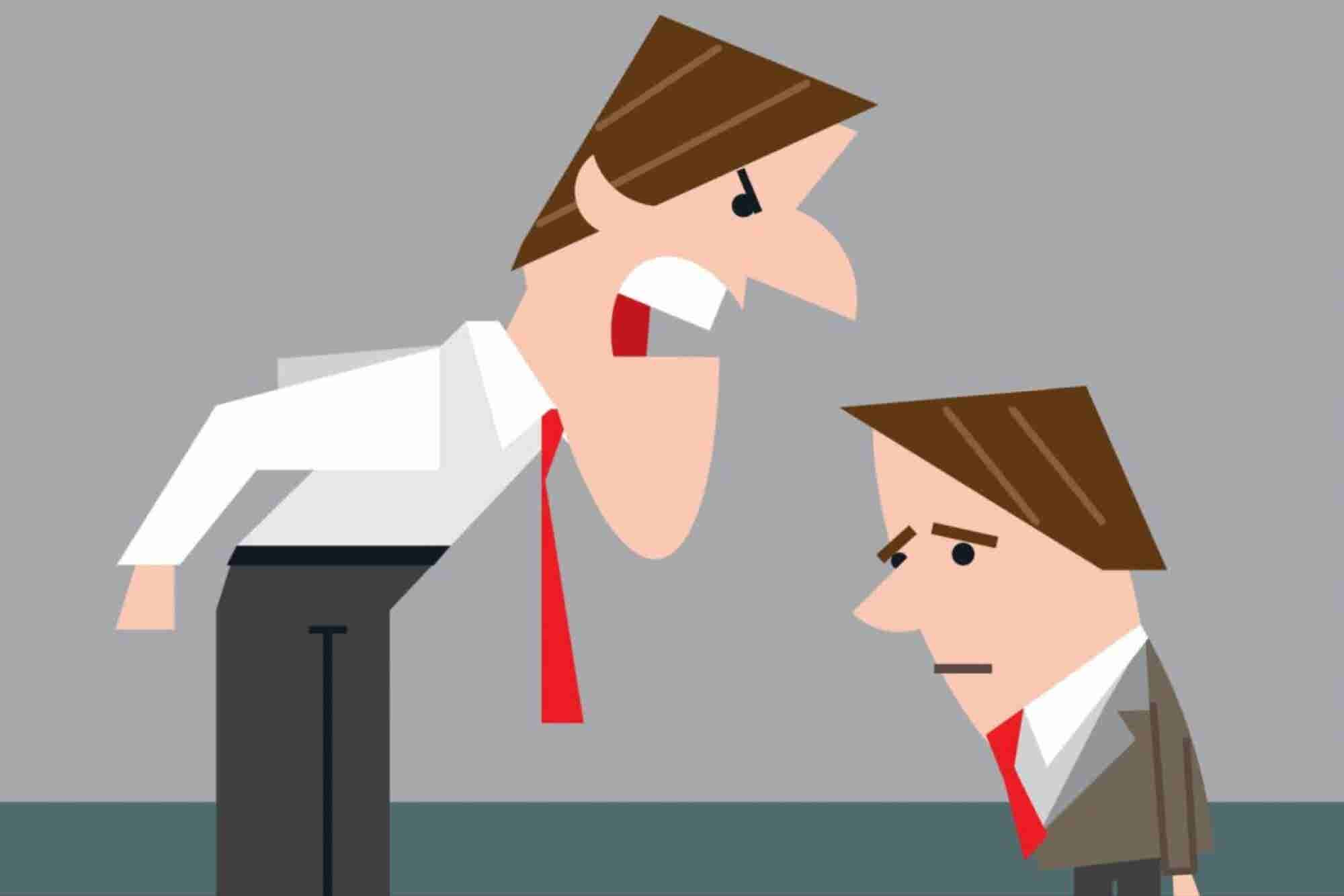 Bullies At Work: Stamping Out Abuse In The Workplace