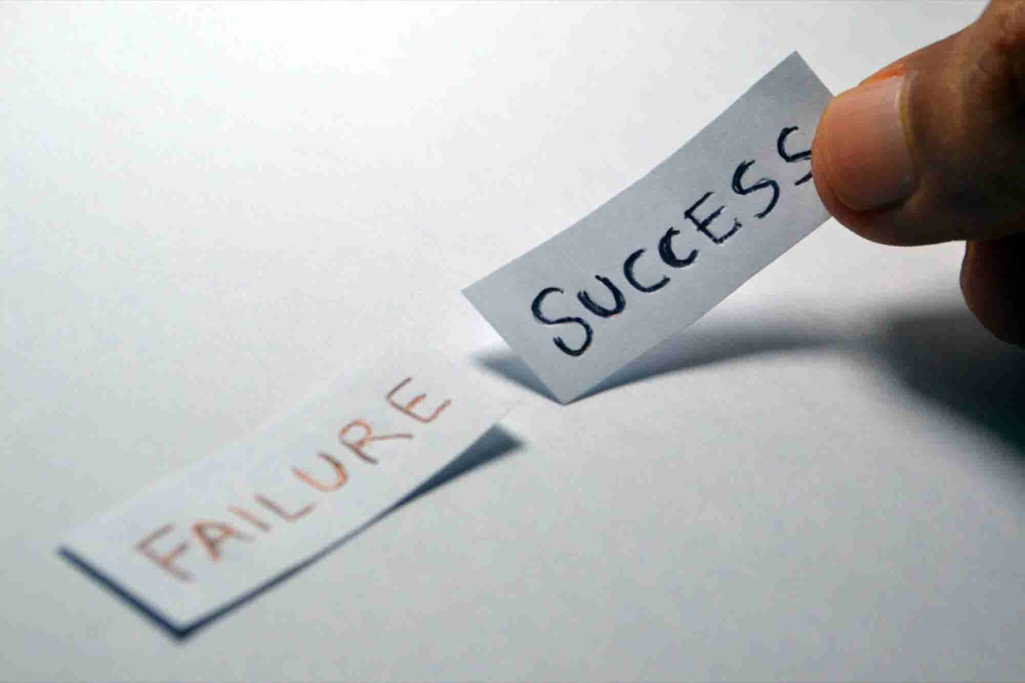 How Entrepreneurs Can Bounce Back From A Failed Startup?