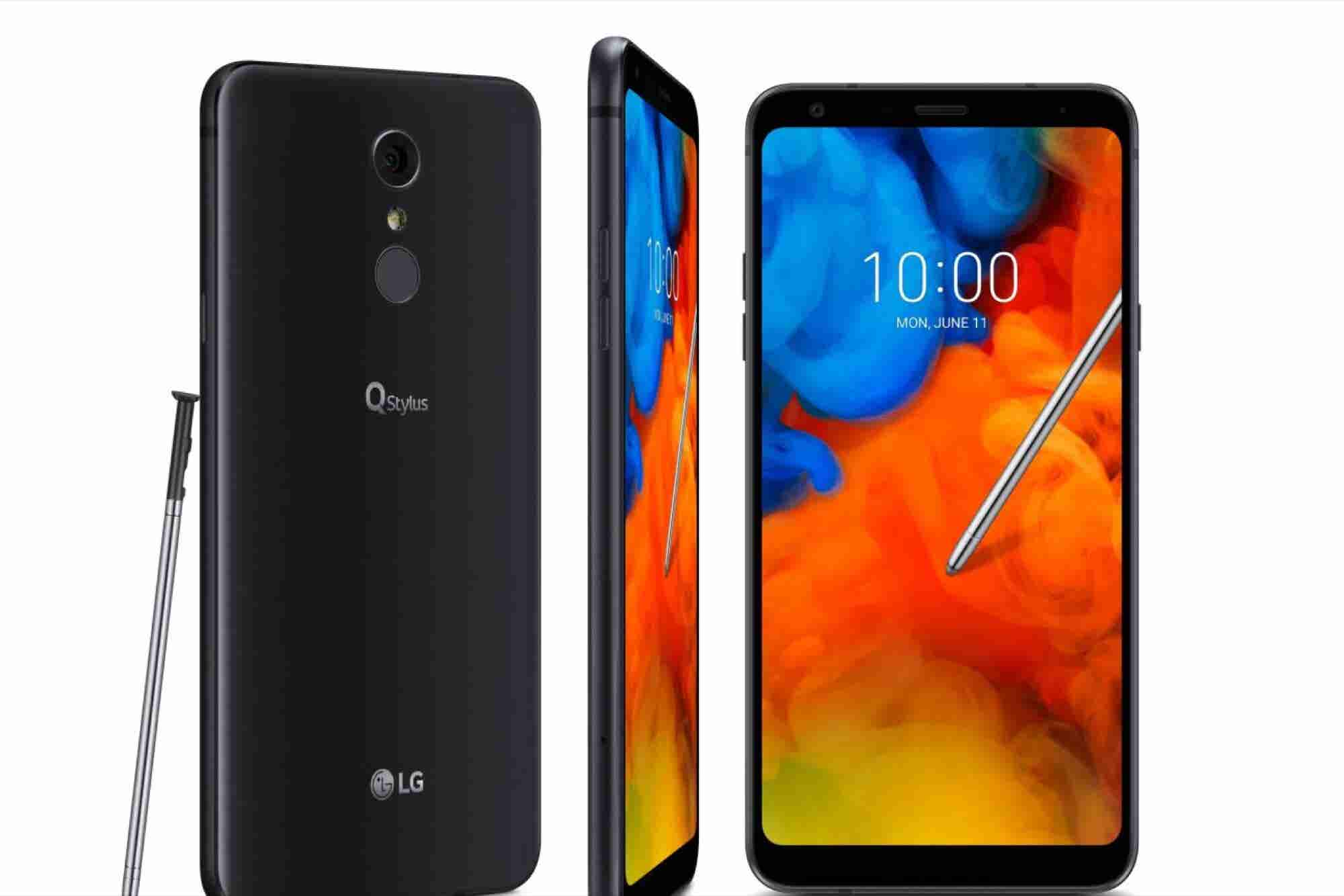 Style On Cue: LG's New Q Stylus Smartphone