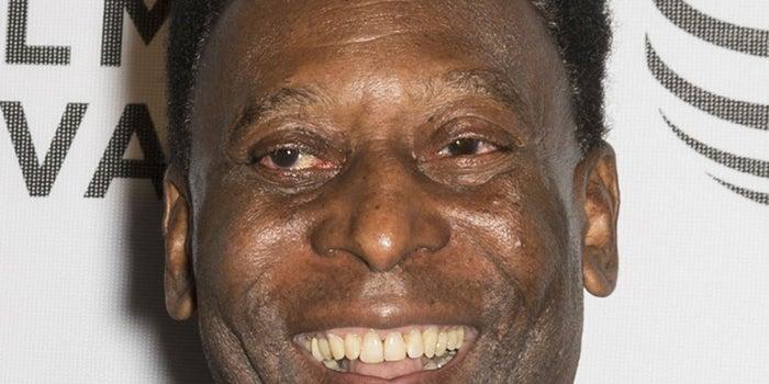 Sí, Pelé es un modelo de emprendimiento