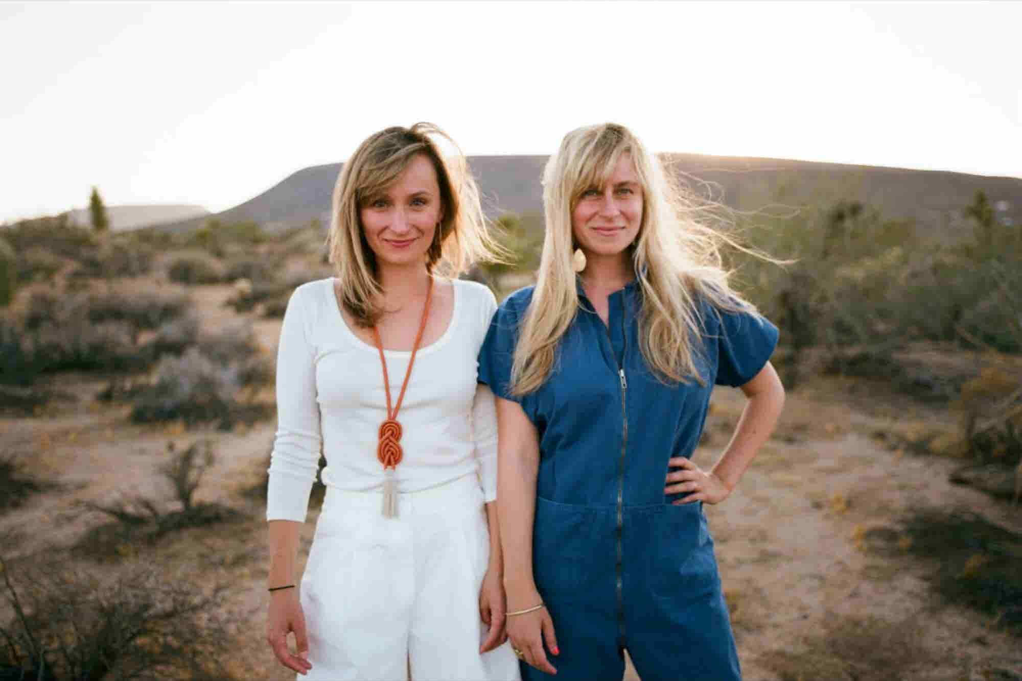 How Two Sisters Turned a Textile Experiment Into a Bustling Global Ent...