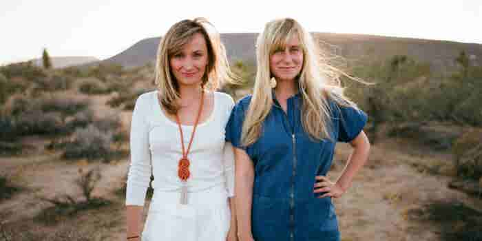 How Two Sisters Turned a Textile Experiment Into a Bustling Global Enterprise