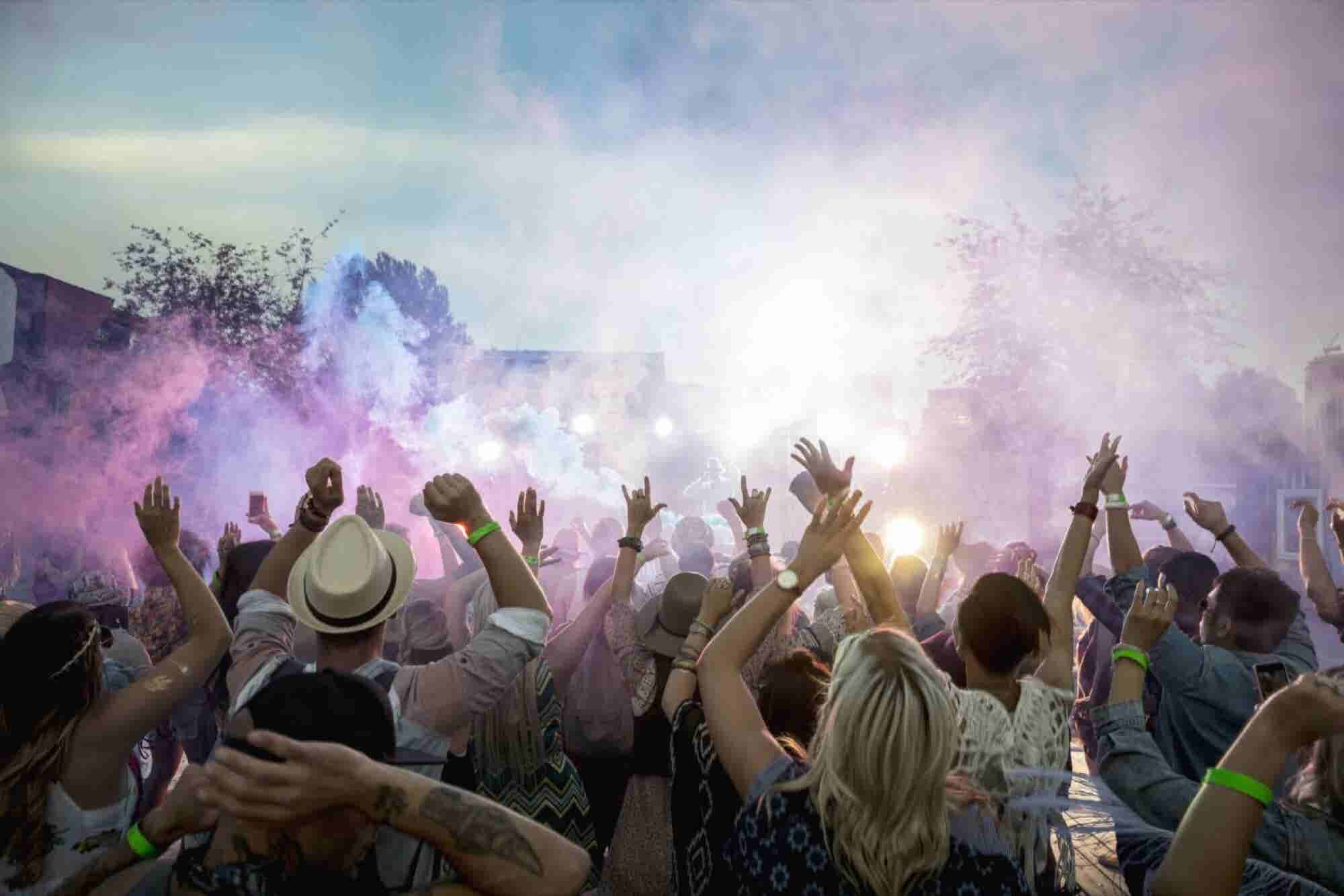 How to Disrupt Live Entertainment: Lessons From Music Festivals Doing...