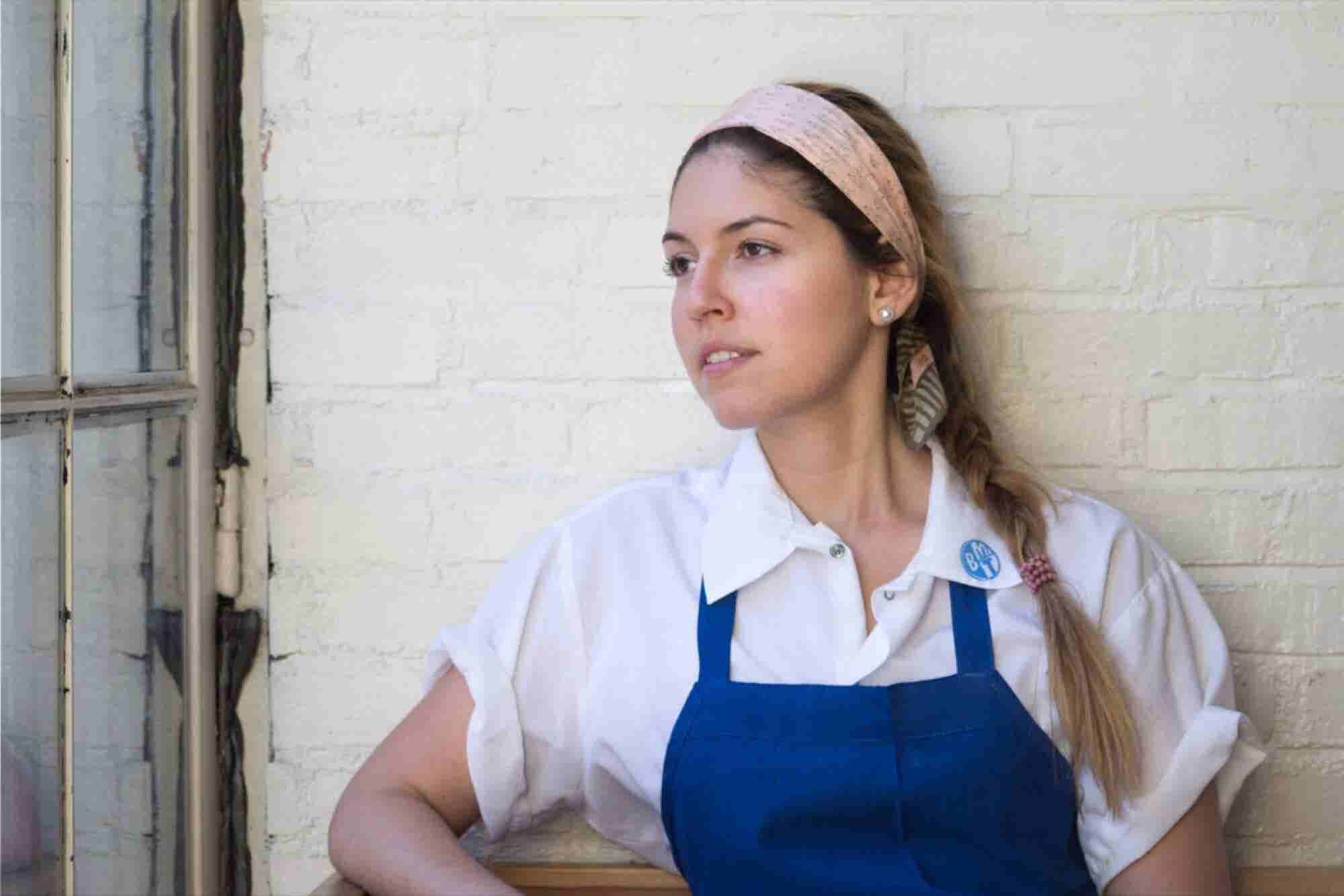 This Venezuelan Chef and Winner of 'Chopped' Sought Political Asylum to Pursue Her Entrepreneurial Dreams