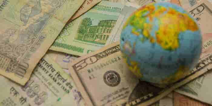 ¿Cuánto debe el mundo? Este gráfico lo demuestra