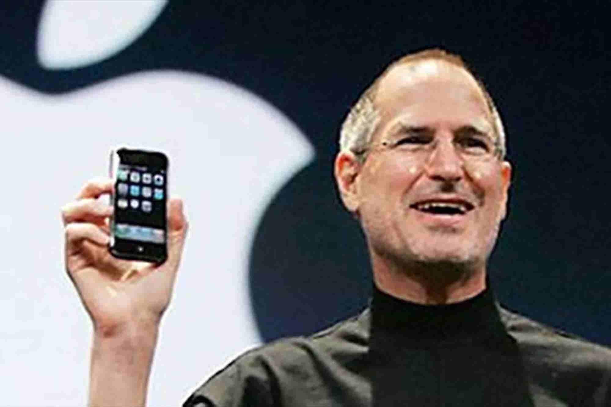 ¿Qué provocó el éxito de Steve Jobs?