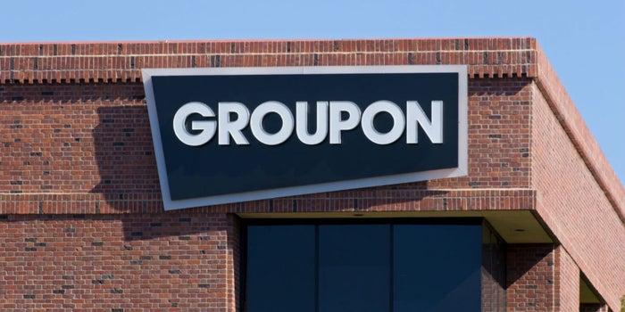 Groupon está a la venta en 'apenas' 2.4 mil millones de dólares