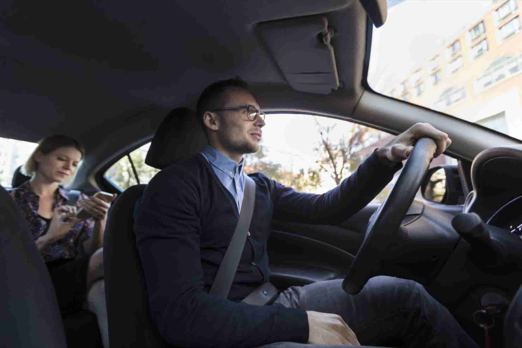 Why This Entrepreneur Thinks Uber Drivers Should Be His Employees