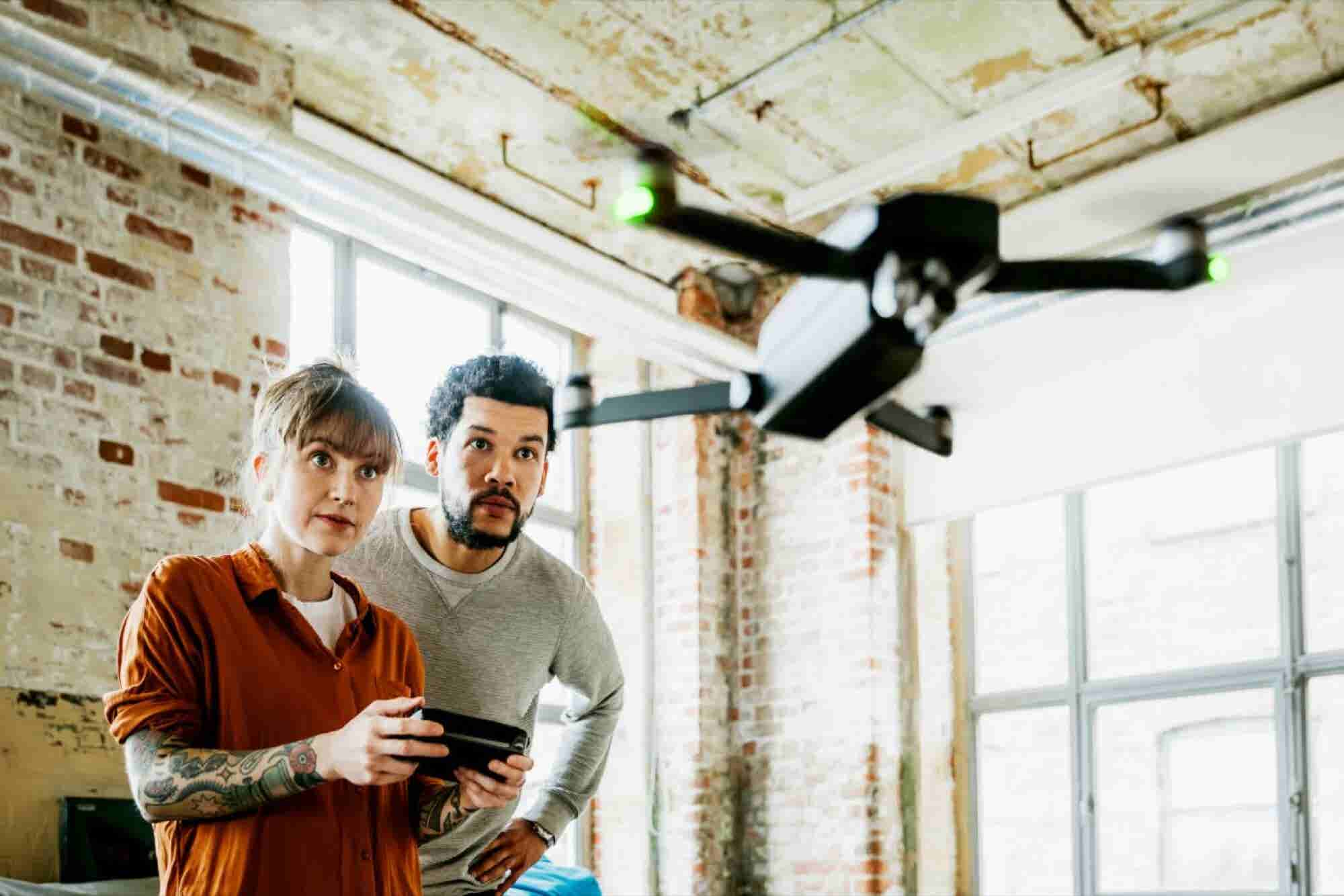 3 Ways Drone Startups Are Making Dangerous Workplaces Safer