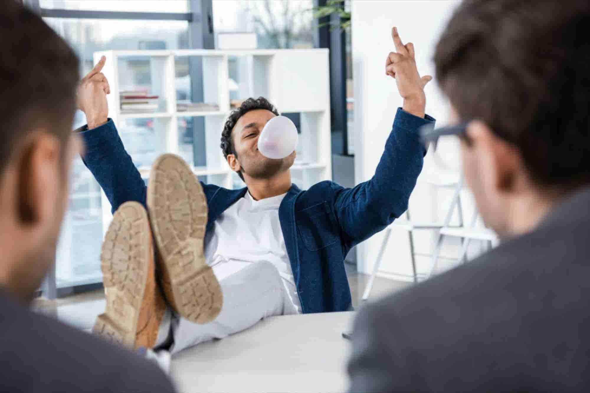 Top 10 de personas más odiosas en el trabajo