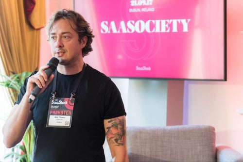How Alex Theuma Built the Biggest SaaS Conference in Europe