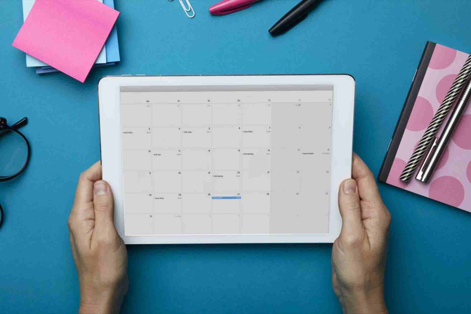 Unclog Your Calendar to Make Room for New Opportunities