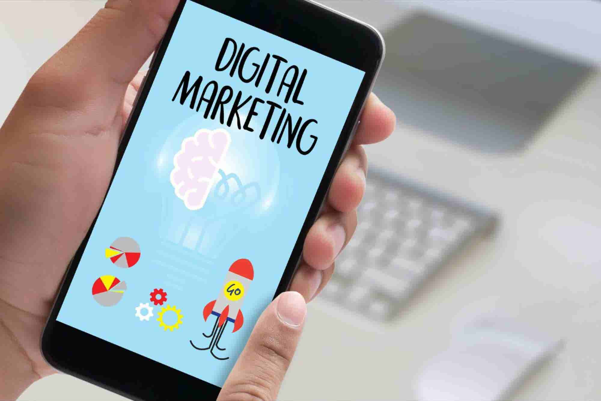 Podcast: 5 errores del marketing digital que crees no estar cometiendo...