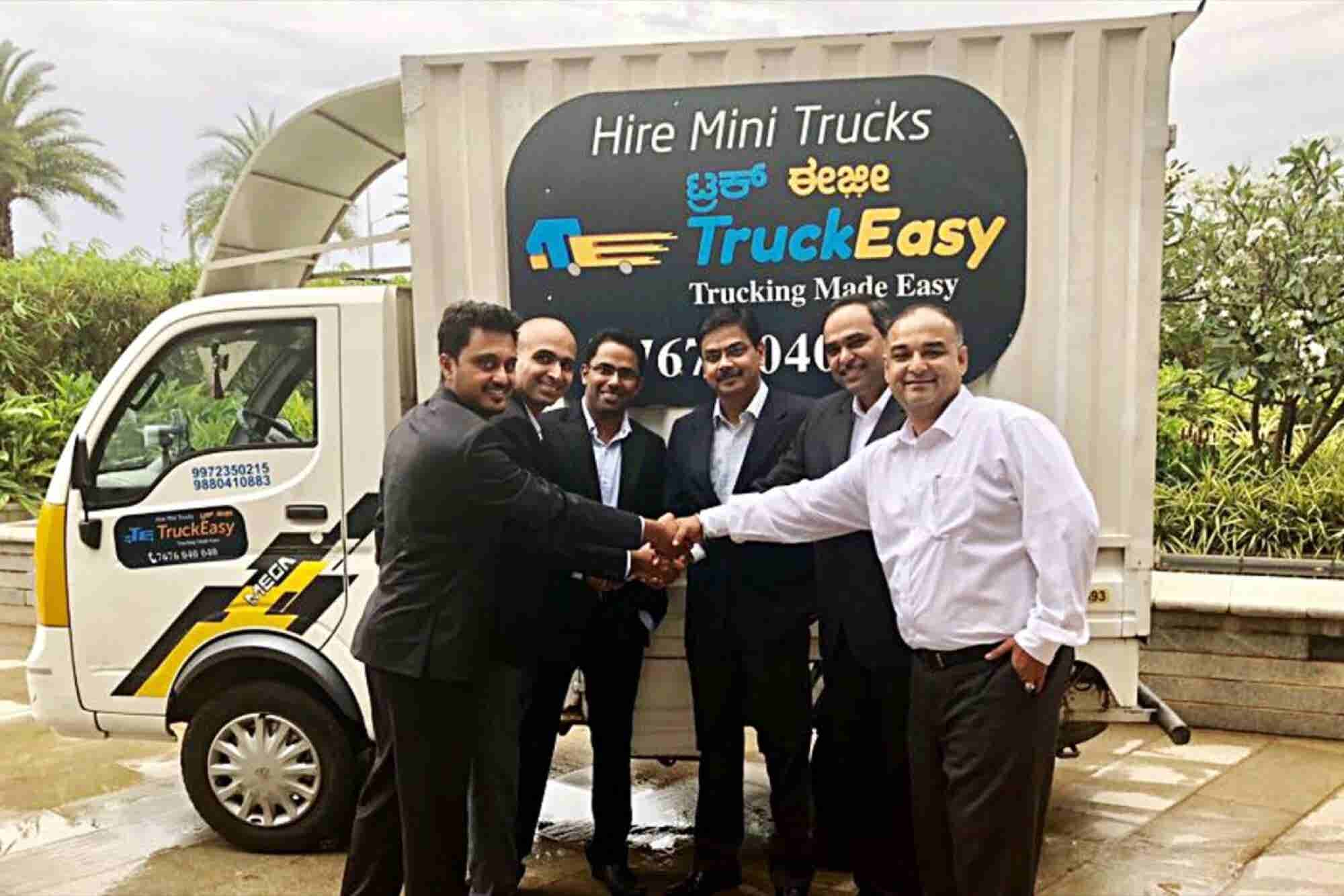 Tata Motors Invested in This Freight Aggregating Startup to Edge Up it...