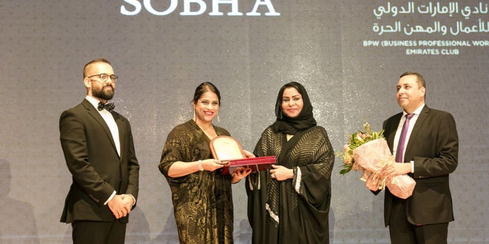 BPW Emirates And Sobha Group Hold Connected Business Forum In Dubai