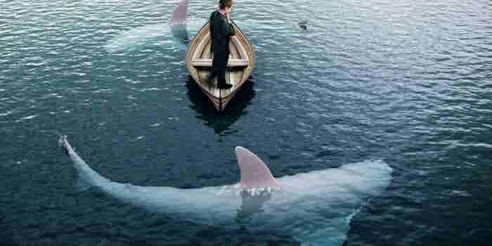 El emprendedor que 'subió al barco' de su startup a los 'tiburones' de Shark Tank