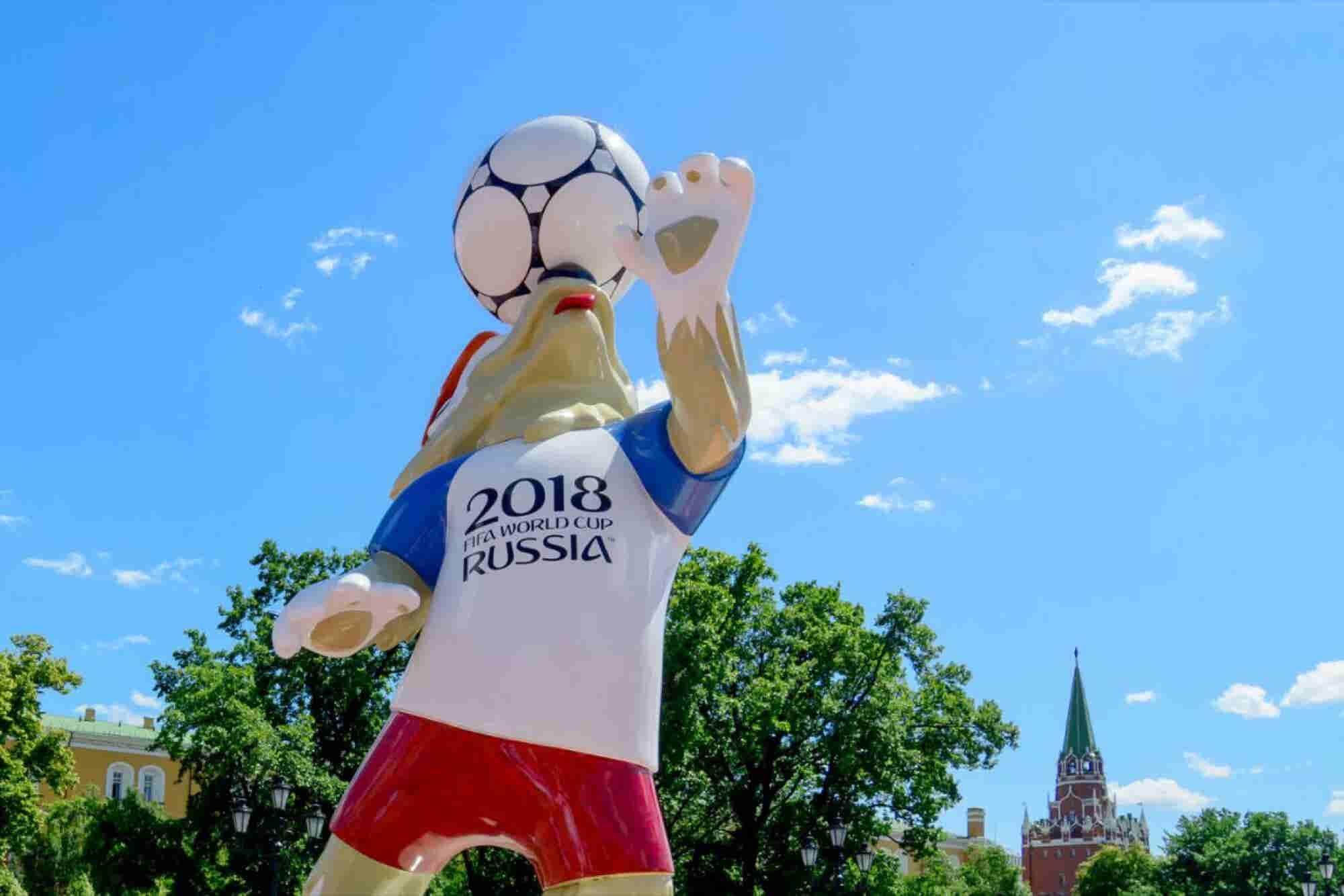 Estas son las campañas de marketing más espectaculares del Mundial de Rusia