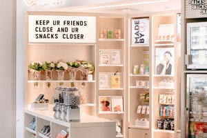 WeWork Opens a Retail Operation, Highlighting Products Made by Its Members