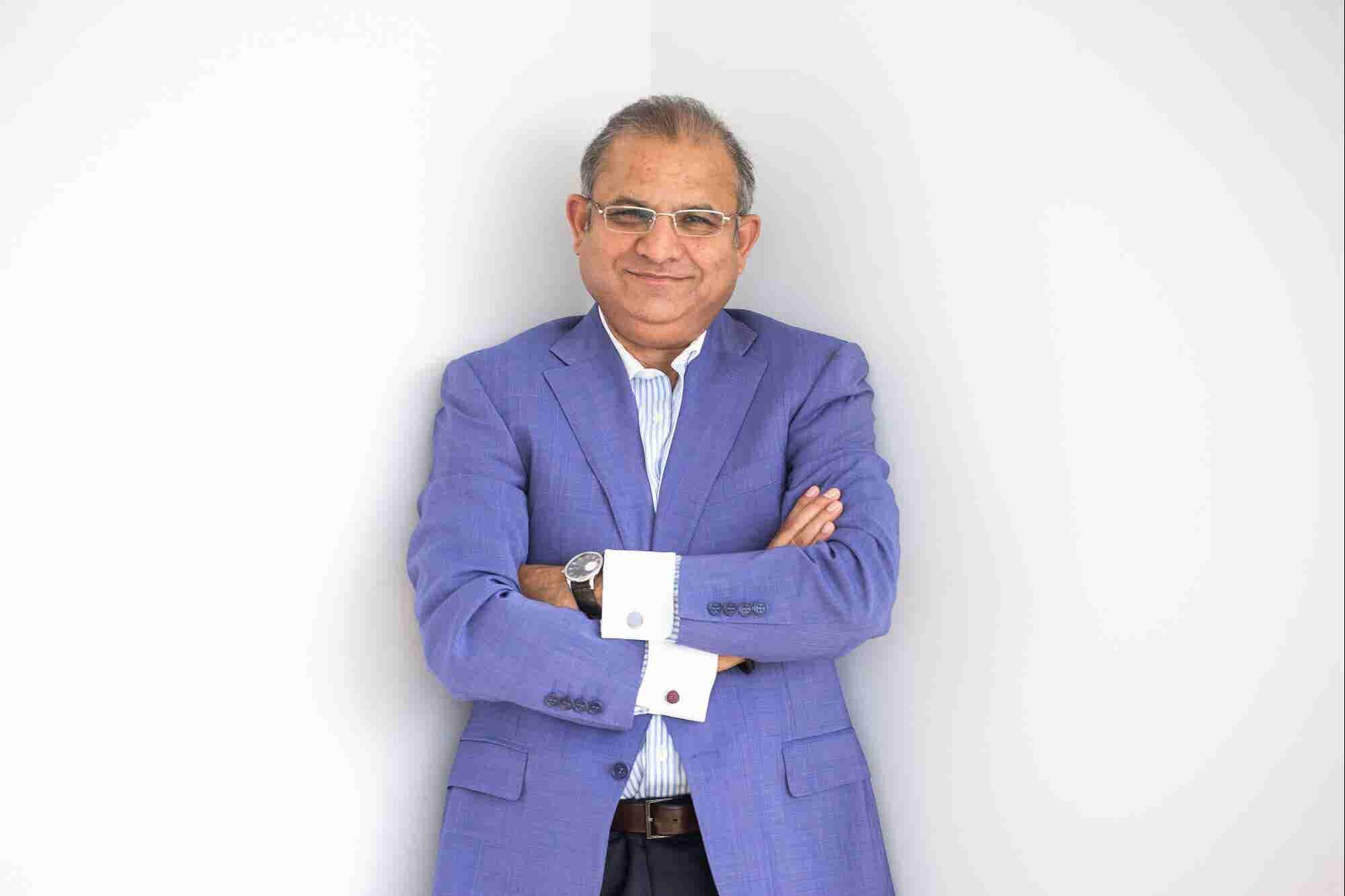 Impact At Scale: Tariq Chauhan, Group CEO, EFS Facilities Services Group