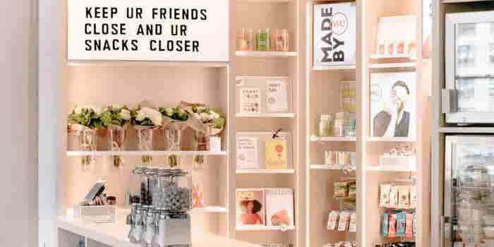 WeWork abre una tienda para vender los productos fabricados por sus miembros