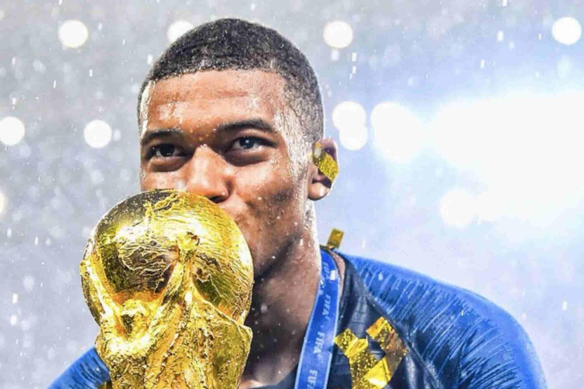 Kylian Mbappé, el joven que salió de los barrios bajos para llevar a Francia al bicampeonato