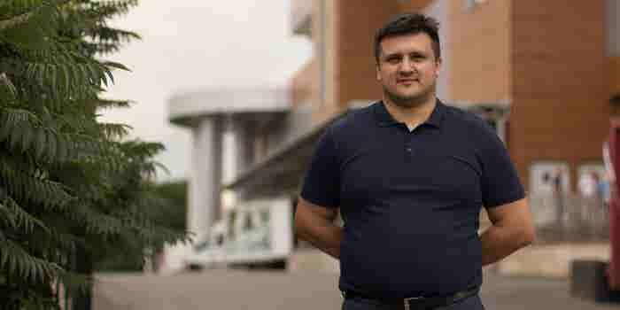 Interview with Alex Bondarenko, Founder & CEO of Discoperi