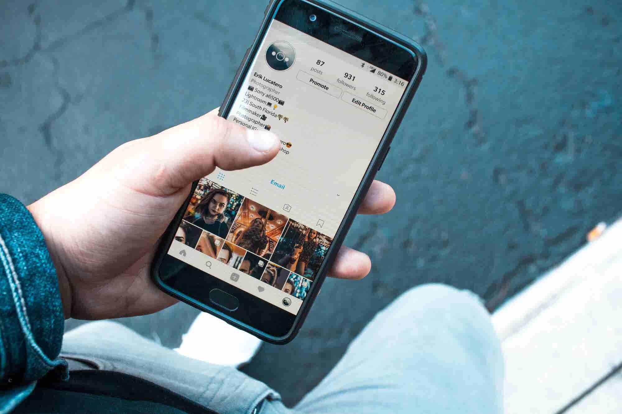 Sácale jugo a tus Instagram Stories con estos tips