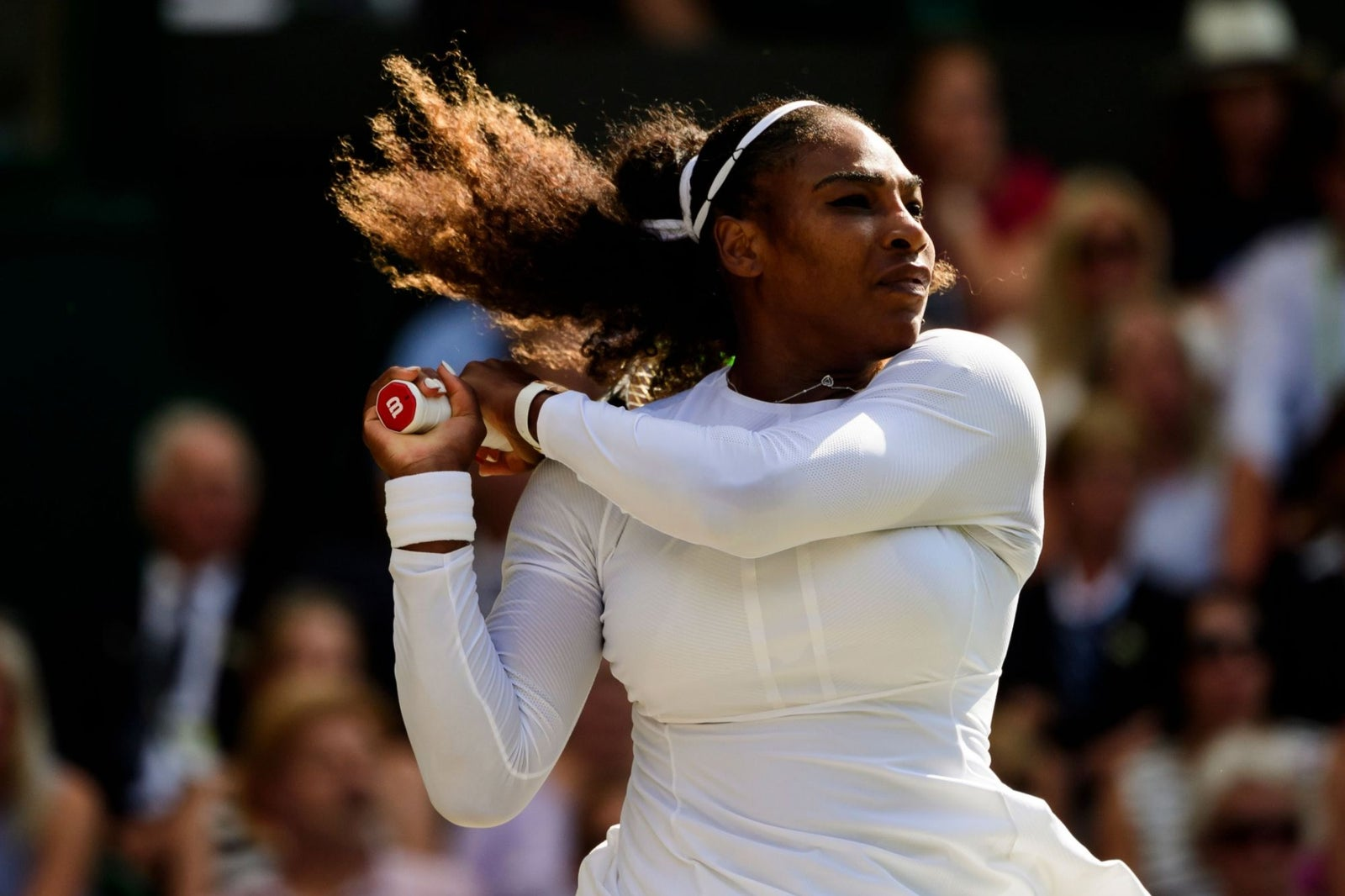 Serena Williams Gave a Master Class in How to Get the Most Out of a Failure