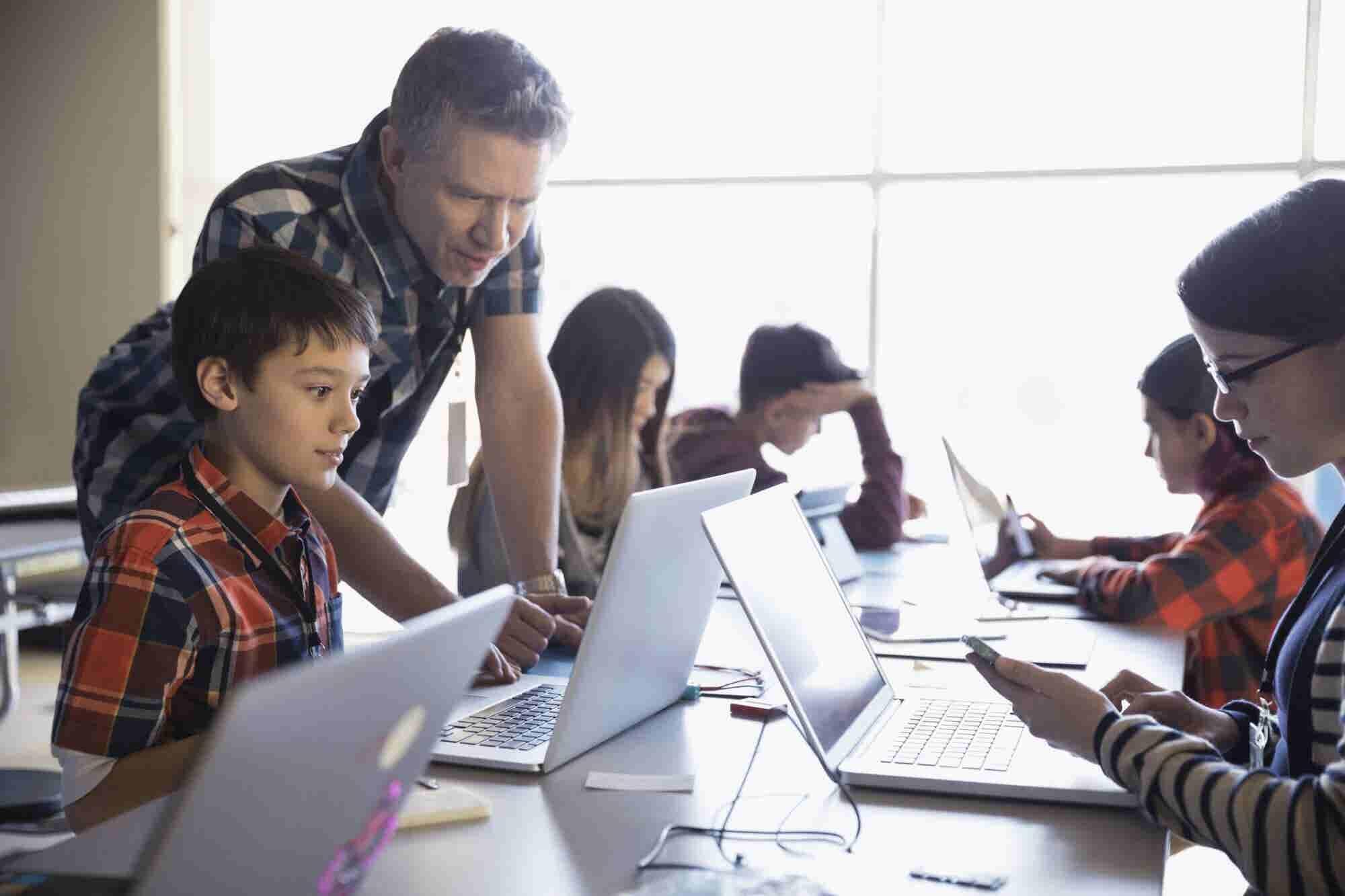 4 Entrepreneurial Skills We Should Be Teaching in Schools