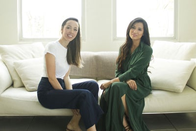 The First-Time Founders Of This Growing Organic Baby Food Company Shar...