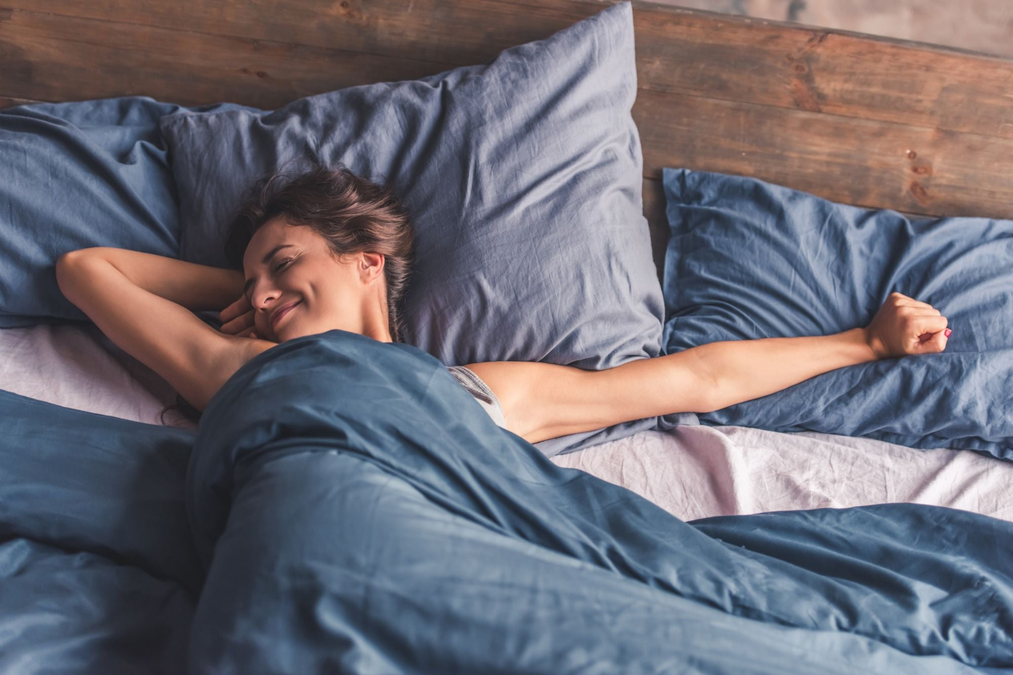 entrepreneur.com - Vernon Lindsay - To be an Overnight Success Tomorrow, Get a Good Night's Sleep Tonight
