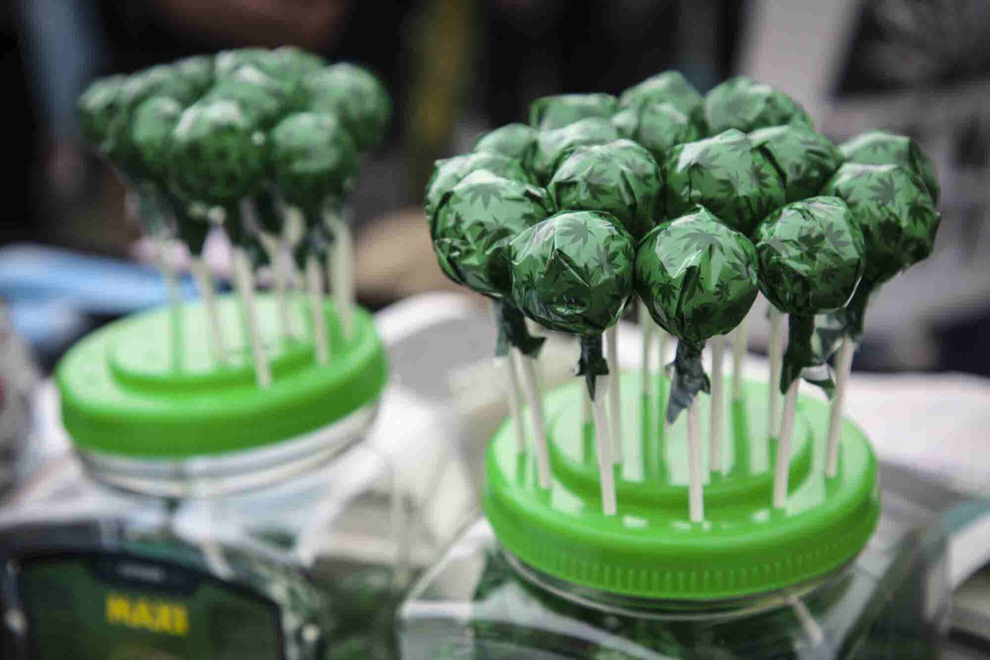 5 Recipes for Sweet Success in the Cannabis Candy Market