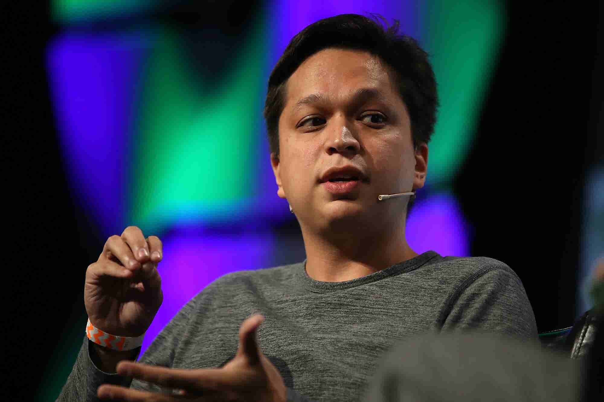 9 Quotes on Entrepreneurship and Growth From Pinterest Co-Founder Ben Silbermann