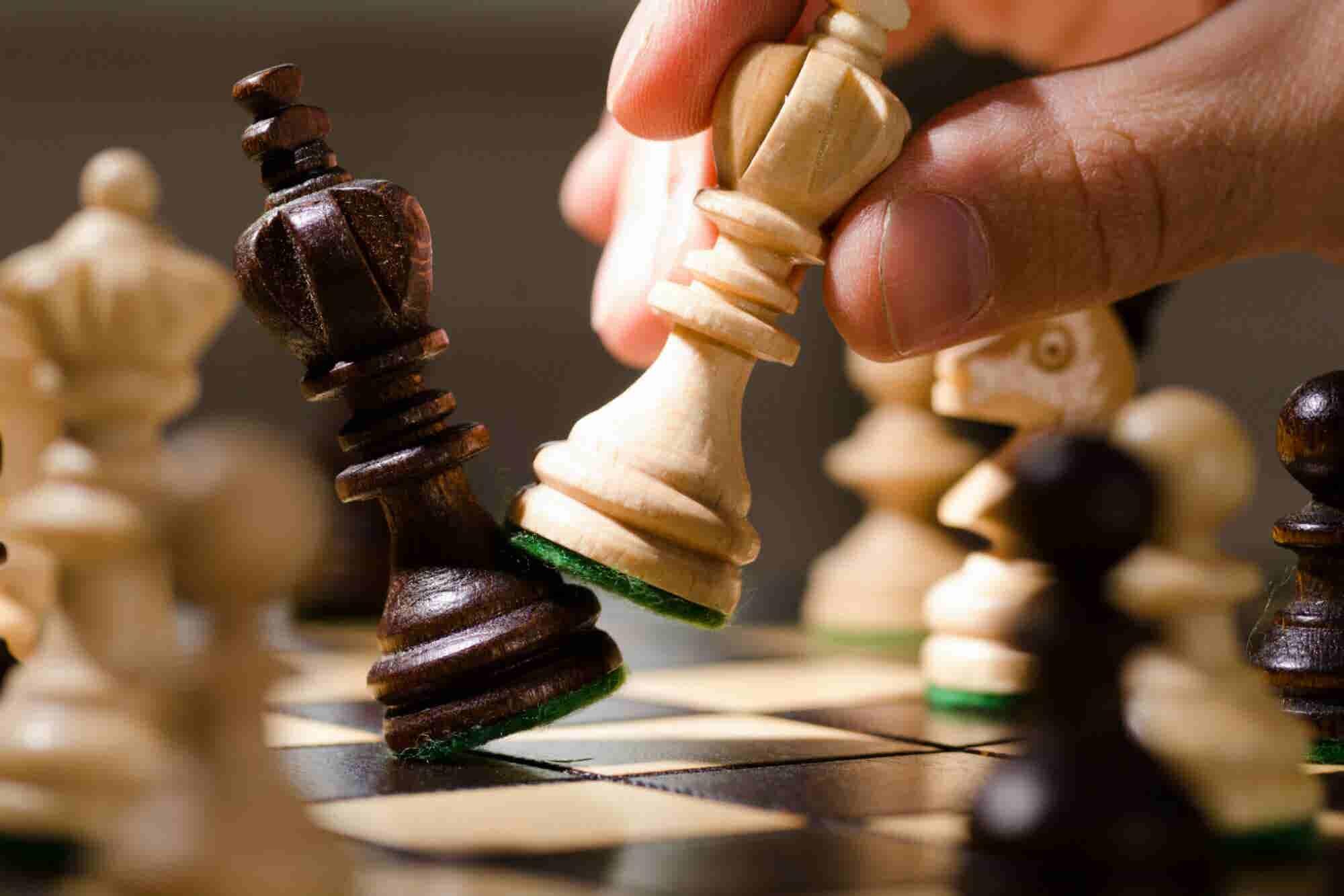 Juegos que debes de practicar para triunfar como empresario