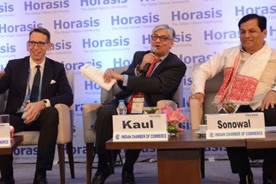 This Conference Got Together Indian & Spanish Business Leaders For a Better Future