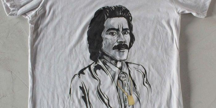 Luisito Rey, siempre en nuestro odio y ahora en nuestra ropa
