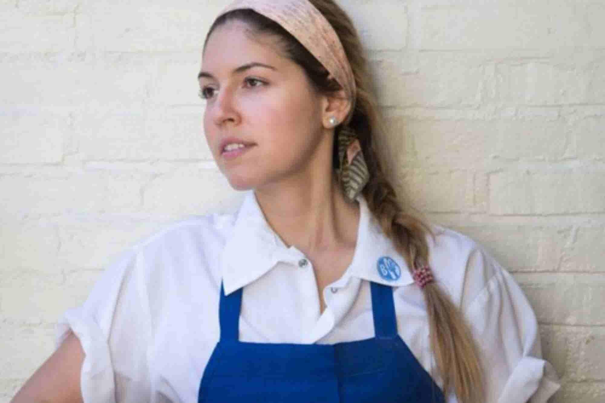 La chef venezolana que buscó asilo político para seguir sus sueños emp...