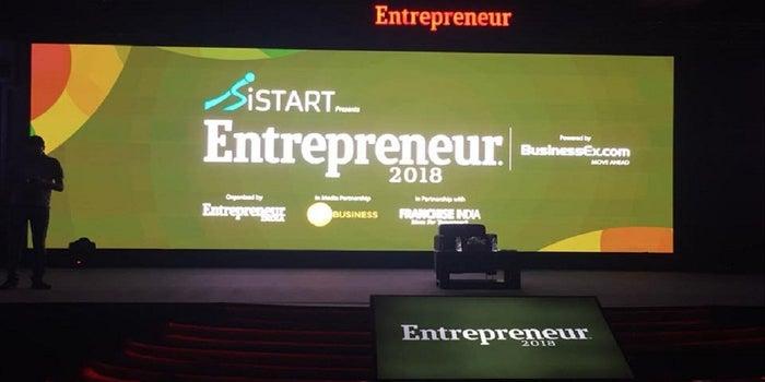 Entrepreneur India 2018, Day 1: A Celebration of Creativity & Entrepreneurship