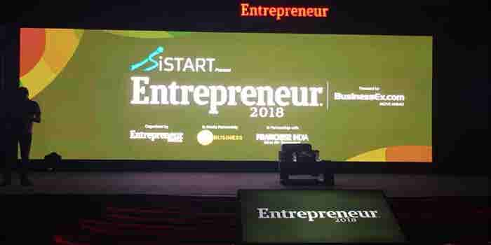 Entrepreneur India 2018, Day 1: A Celebration of Creativity & Entrepreneurship